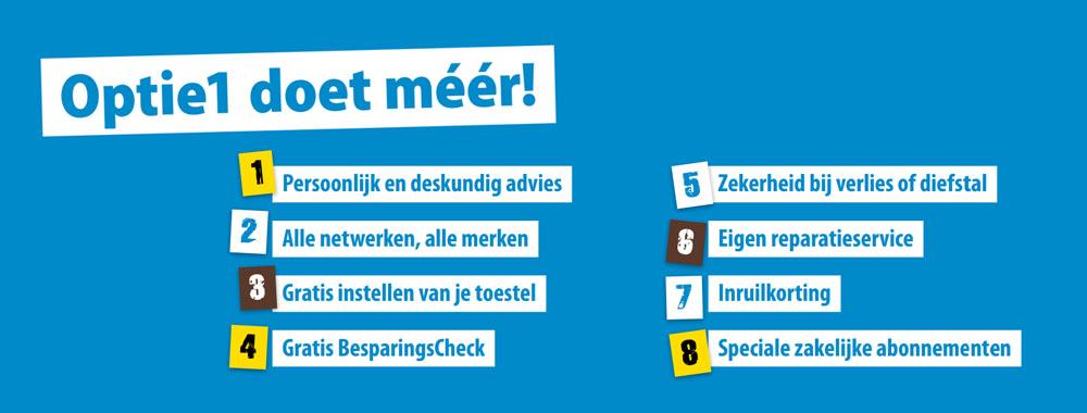 Optie1 telecom Assen