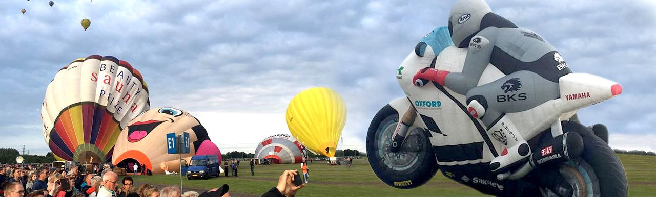 TT Balloon Festival